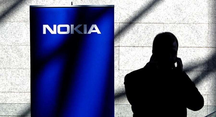 Nokia har været nede i en bølgedal men er nu ved at blive pudset af igen som et nationalikon i Finland. Arkivfoto: Yves Herman, Reuters/Scanpix