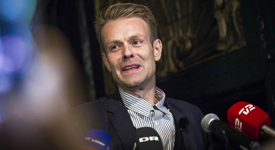 Niko Grünfeld og Alternativet siger nej til metrolinjen i Sydhavn af frygt for en elitær byudvikling i København.