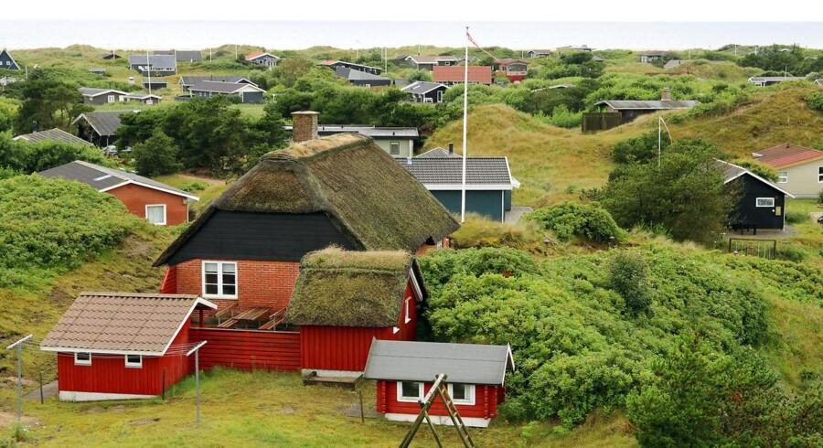 Ifølge tal fra Boliga.dk for de seneste 10 års hushandler stiger størrelsen på afslagene gennemsnitligt over seks procent, når kalenderen skal vendes fra august til den første efterårsmåned. Foto: Iris.