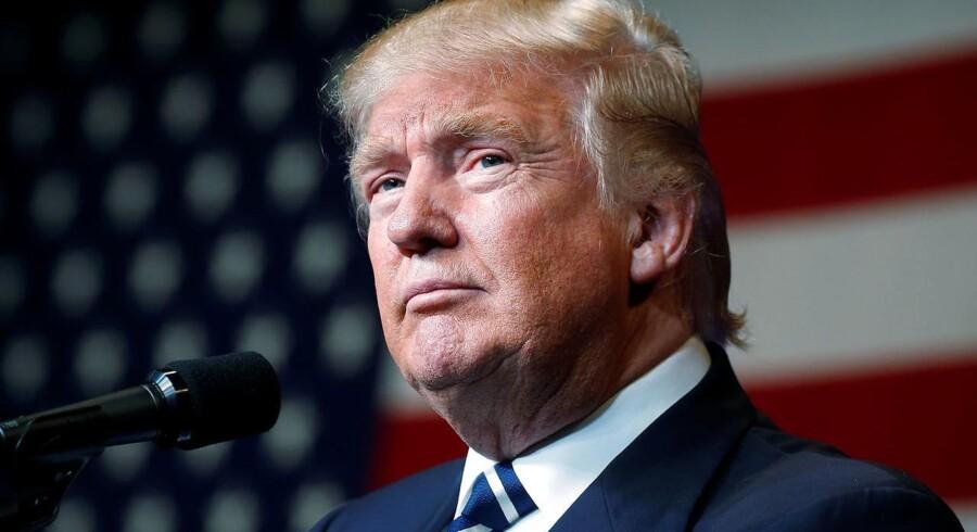 Arkivfoto. Donald Trump er i gang med et comeback i meningsmålingerne, som de færreste iagttagere havde troet var muligt.