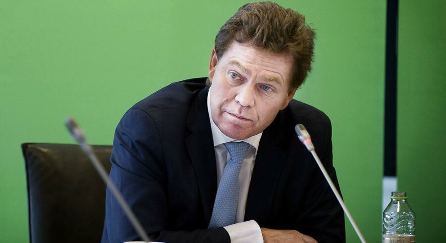 Pandoras bestyrelsesformand, Arla-topchefen Peder Tuborgh.
