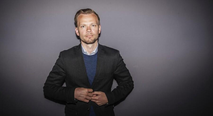 Socialdemokratiets 34-årige EU-ordfører, Peter Hummelgaard (S), anser uligheden for at være vores største problem i dag.