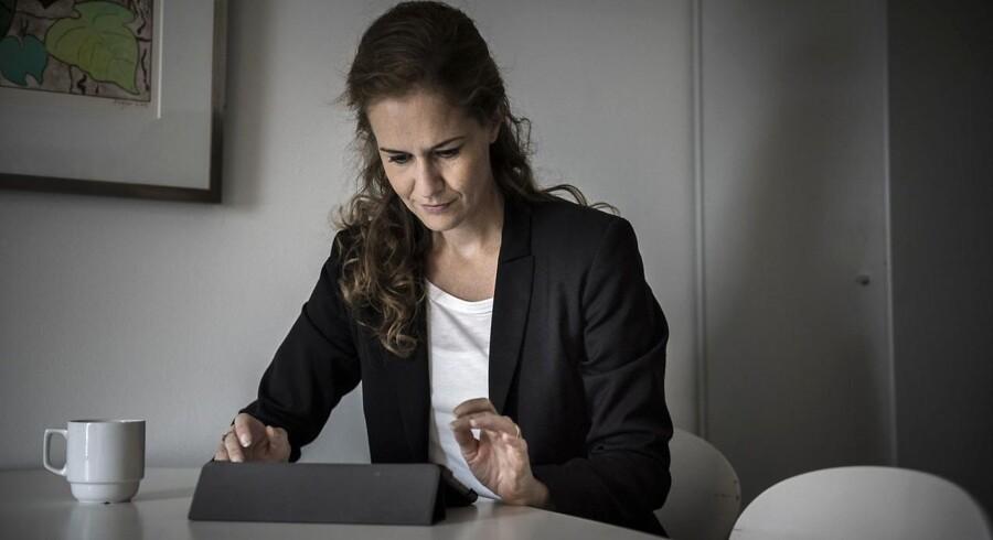 Arkivfoto: Enhedslistens miljøordfører Maria Reumert Gjerding.