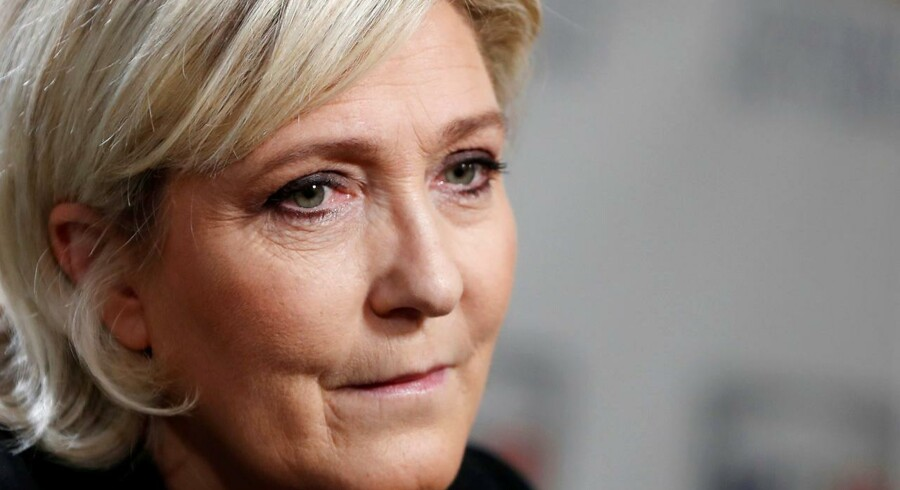 Marine Le Pen, som overtog ledelsen af Front National efter sin far Jean-Marie Le Pen 2011, siger, at hun gerne vil overlade lederposten til en anden, inden det næste præsidentvalg i 2022.