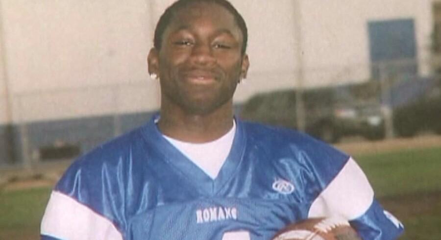 Jamiel Shaw Jr. var en fremragende fodboldspillere, som universiteter som Stanford allerede var ude efter.