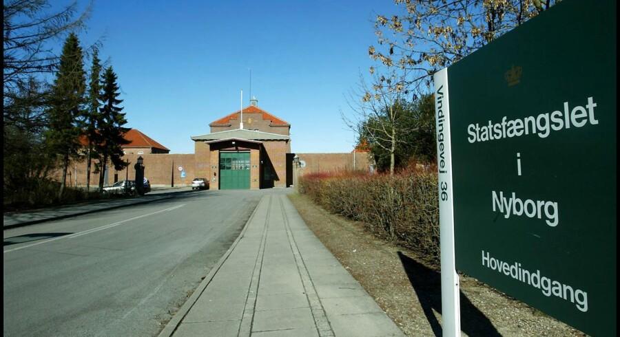 ARKIVFOTO af Statsfængslet i Nyborg