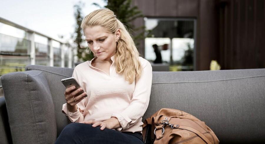 Zenia Stampe frygter, at truslerne på de sociale medier bliver til virkelighed