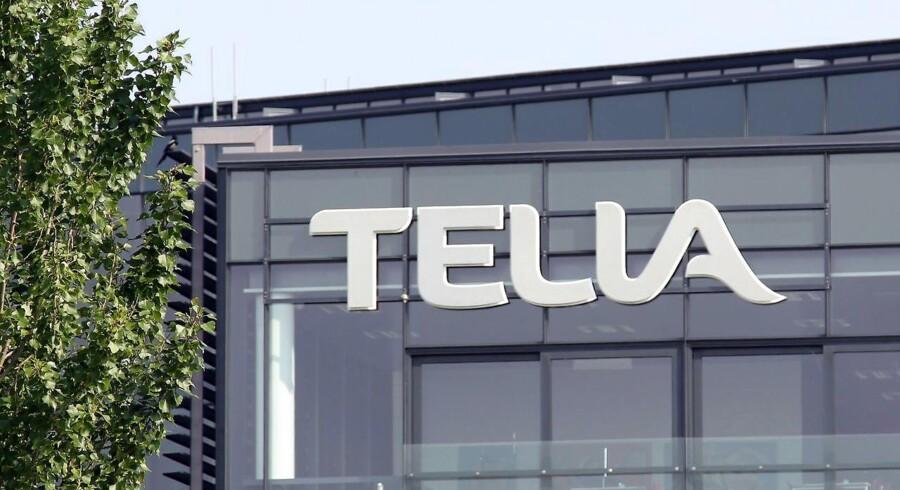 Omsætningen stod næsten stille for svenske Telia i oktober, november og december sidste år, mens driftsresultatet steg en smule i perioden.