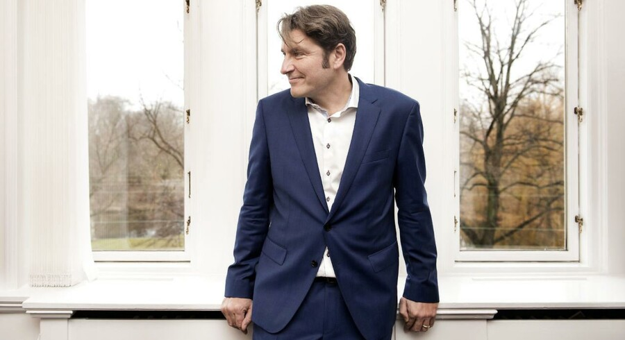 Administrerende direktør i Netcompany, André Rogaczewski.