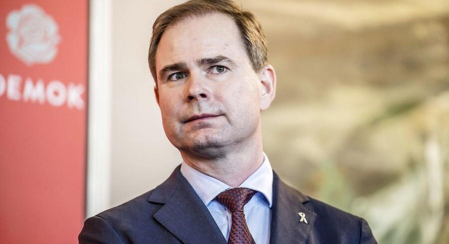 S regner med rød støtte efter valg trods kritik af udlændingeudspil, siger politisk ordfører Nicolai Wammen.