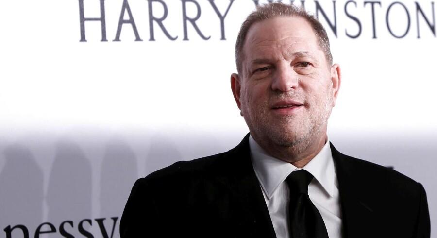 Mediemogulen Harvey Weinstein har i den grad fået sat fokus på sexchikane. Arkivfoto: Andrew Kelly/Reuters