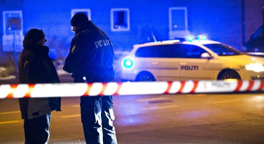 Arkivfoto: Politiet ophæver den såkaldte »visitationszone« i København, der ellers var oprettet for at modvirke uroligheder og skyderier i bandekonflikten.