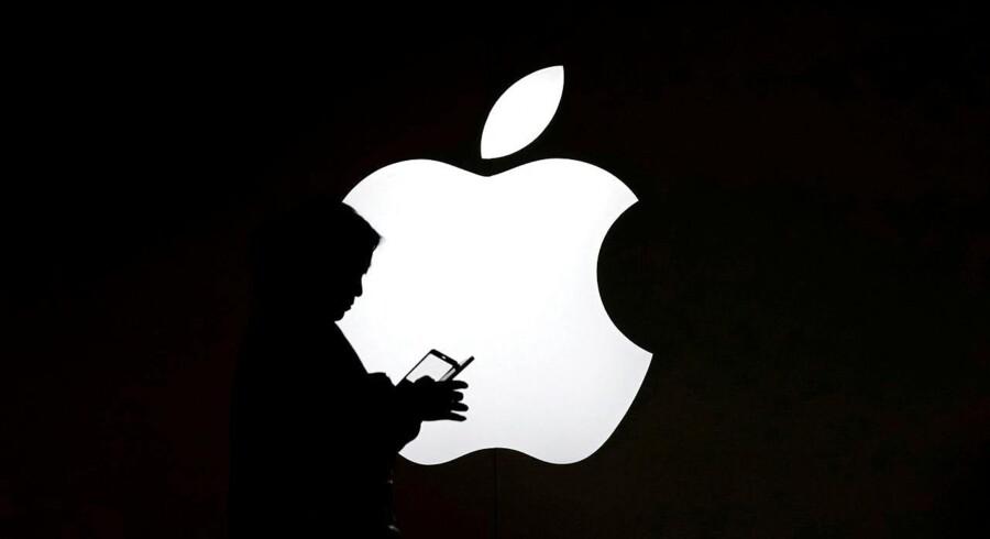Apple får britisk skattesmæk