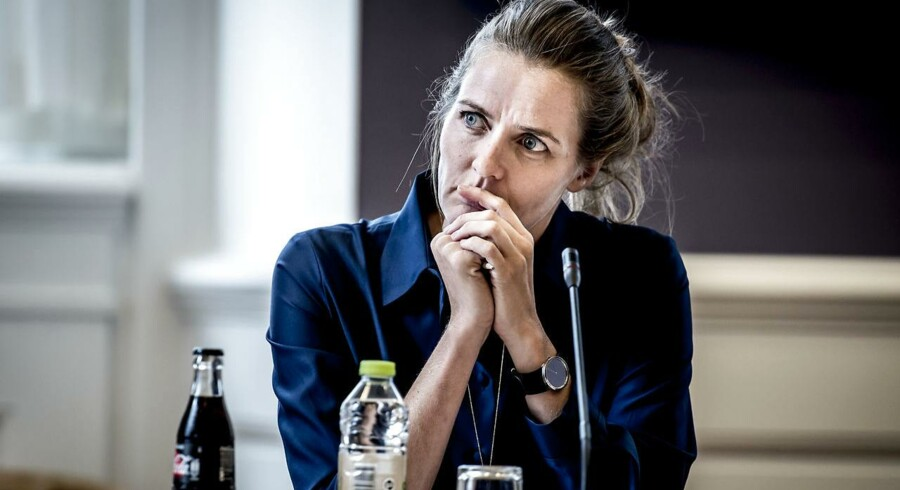 (ARKIV) Sundhedsminister Ellen Trane Nørby. Otte tiltag skal genskabe tilliden mellem sundhedsvæsnet og Styrelsen for Patientsikkerhed.