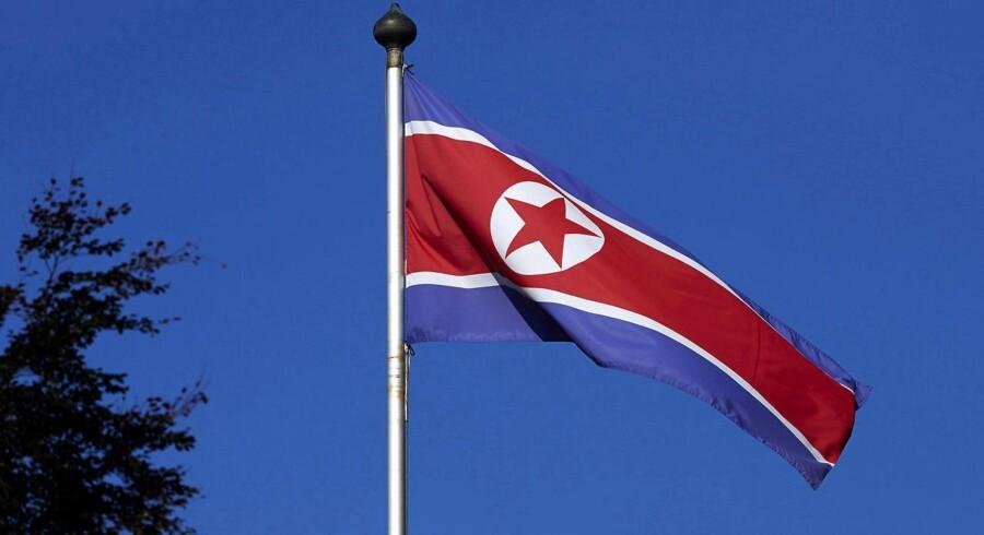 Verden er sat skakmat af Nordkoreas leder, Kim Jong-un. (Arkivfoto)