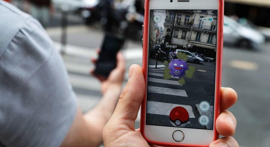 Virksomheden, der i øjeblikket er aktuel med det ekstremt populære mobilspil Pokémon Go, melder om et samlet underskud i perioden på 24,5 mia. yen.