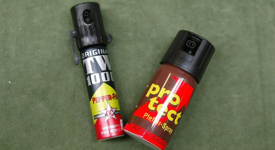 Ifølge TV2 Østjylland er Venstre klar til en modereret lovliggørelse af peberspray, så udsatte grupper kan bruge sprayen til selvforsvar.