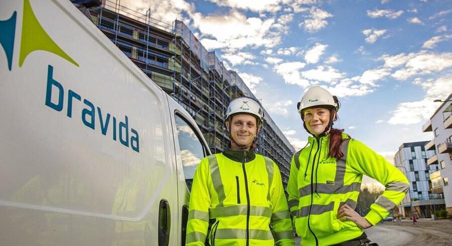 Softwareproducenterne er måske den gruppe, der længes allermest efter digitalt gennembrud i byggeriet. Den danske virksomhed Dalux, der fremstiller software til byggeri og ejen-domsdrift, har netop landet en af de helt store kunder: De svenske selskab Bravida, der med 11.000 ansatte installerer og passer diverse installationer i ejendomme over hele Norden.