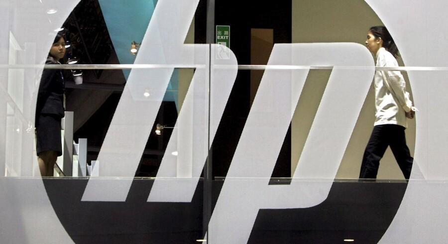 HP-printere er begyndt at afvise genopfyldte printerpatroner, efter at printergiganten har opdateret softwaren i printerne. Arkivfoto: Paul Yeung, Reuters/Scanpix