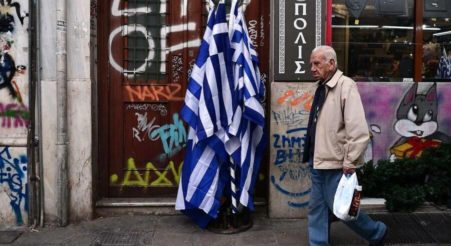 Grækenlands økonomiske problemer er langt fra løst.