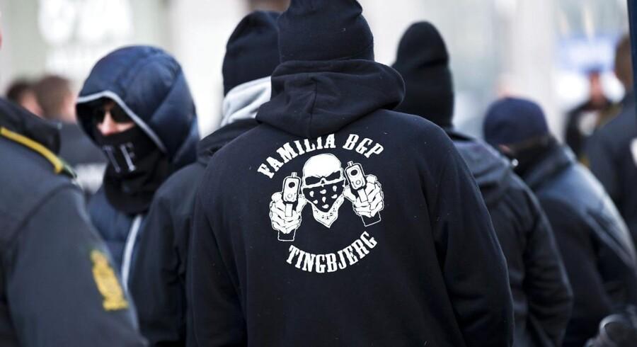 Bandegrupperingen LTF / Loyal To Familia logoer / rygmærker til arkiv.