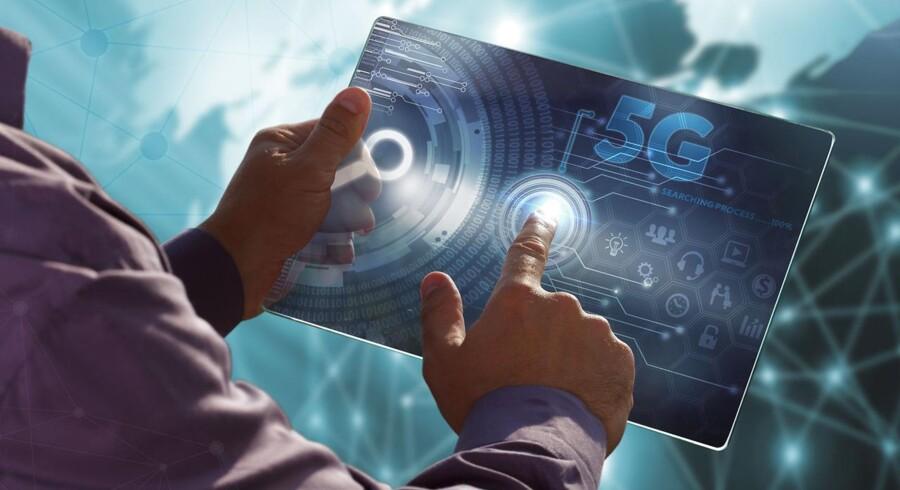 »5G bliver færdigt til kommercielt salg i 2020, og standarden skal være færdig og godkendt inden da.«