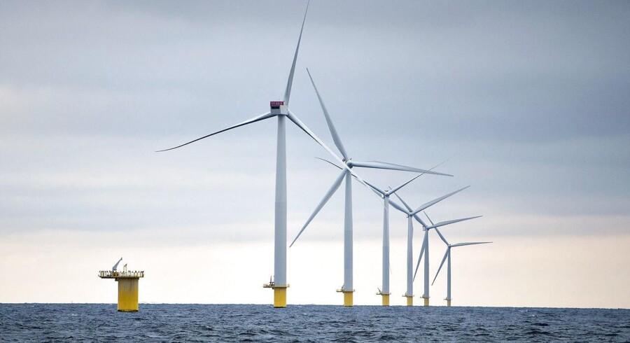 Danmark har indtaget førstepladsen på Verdensbankens nye liste over, hvor gode verdens politikere er til at bane vejen for grøn energi.