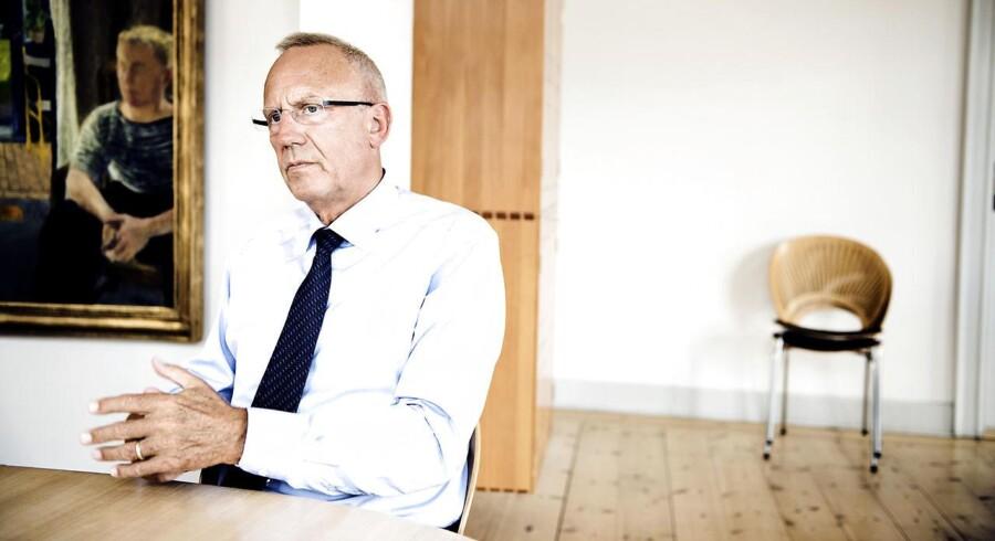 Beskæftigelsesminister Jørn Neergaard Larsen