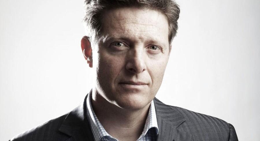 Jørgen Svendsen skriver hver måned om pension for Berlingske Business. han er i dag rådgiver inden for pension og forsikring.