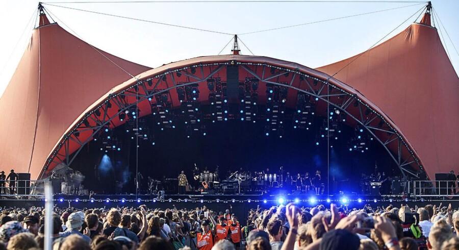 Når AC/DC næste sommer gæster Roskilde Festival kan det blive med Phil Rudd på trommer. Han vil nemlig gerne igen sidde bag trommerne i bandet, meddeler han.