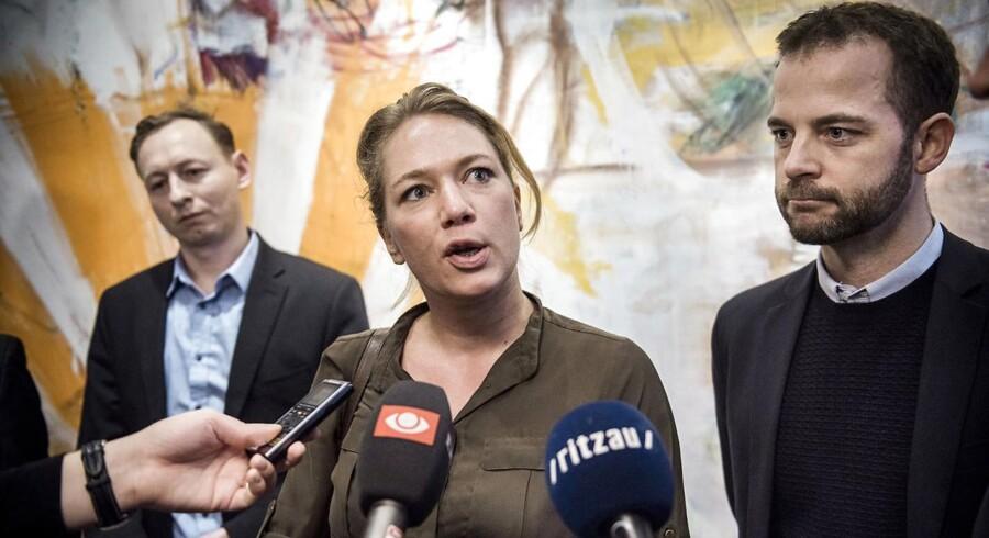 ARKIVFOTO. Der skal sættes en særlig indsats i gang for at inddrive gæld fra rige udlandsdanskere, siger skatteordfører Lisbeth Bech Poulsen (SF).