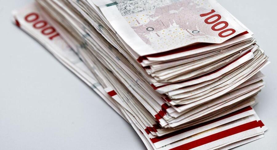 Med Torben Nordal Clausens penge på kistebunden og hans erfaring som iværksætter kan firmaet formentlig se frem til at formidle lån til en del flere håbefulde iværksættere i fremtiden.
