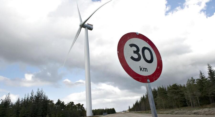 Vindmøllegiganten Vestas er en af de danske virksomheder, som allerede udnytter mulighederne i Tingenes Internet. Men de fleste andre steder kører Danmark for nedsat fart, viser ny rapport. Arkivfoto: Henning Bagger, Scanpix