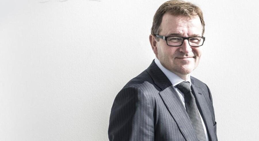 Eivind Kolding, tidligere topchef i Danske Bank, bliver nye bestyrelsesformand for Danmarks Skibskredit efter kapitalfonden Axcel har overtaget majoriteten af aktierne, fremgår det af en pressemeddelelse.