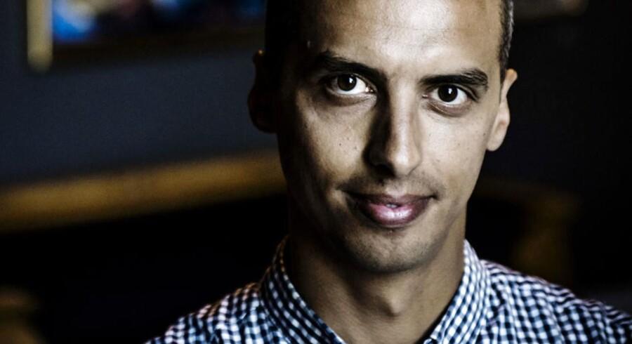 Mattias Tesfaye, Socialdemokraternes ordfører for erhvervsuddannelse.