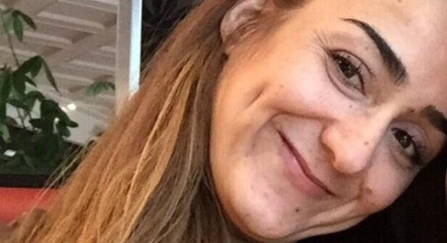 Den 34-årige Hediga Morad er ikke set, siden hun i oktober 2015 afleverede sine to børn hos eksmanden. Politiet mener, at han har slået hende ihjel, selv om hun aldrig er fundet. Free/Sydøstjyllands Politi