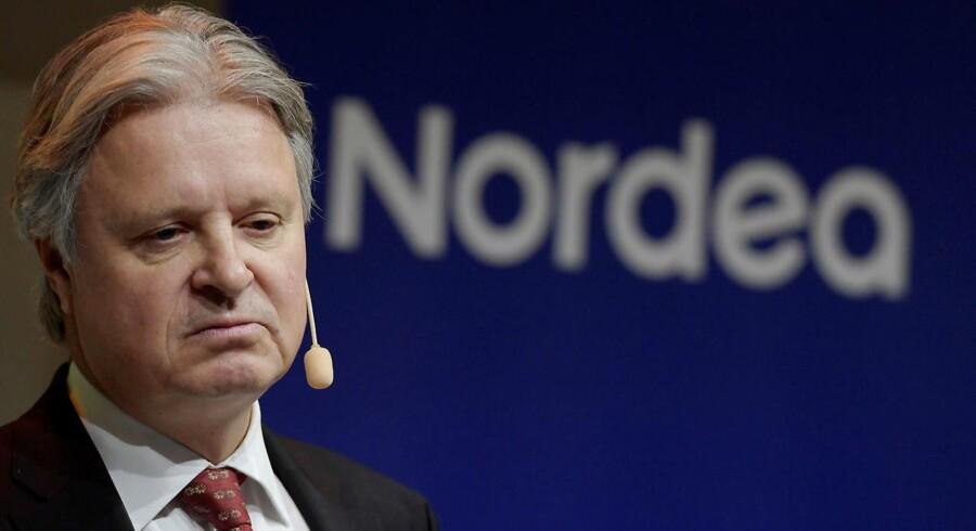 Nordeas topchef Casper von Koskull må forholde sig til en ny resolutionsafgift i Sverige.