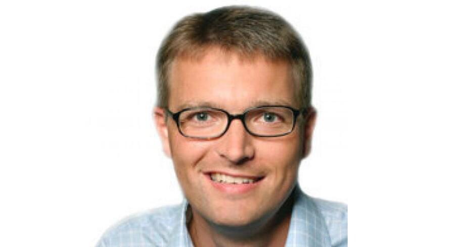 Jakob Næsager, Gruppeformand og politisk leder (K) Borgerrepræsentationen