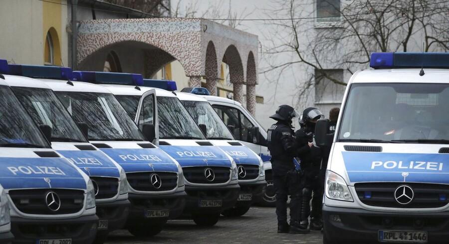 Det føderale politi i Tyskland har betalt fem millioner euro - cirka 37 millioner kroner - for at få fingrene i de såkaldte Panamapapirer, som sidste år afslørede skattely og vakte stor opmærksomhed internationalt.