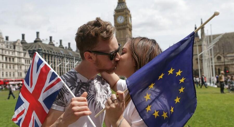 Ingen ved reelt, hvad der sker, hvis briterne stemmer for at forlade EU, og den usikkerhed er i sig selv et stort problem.