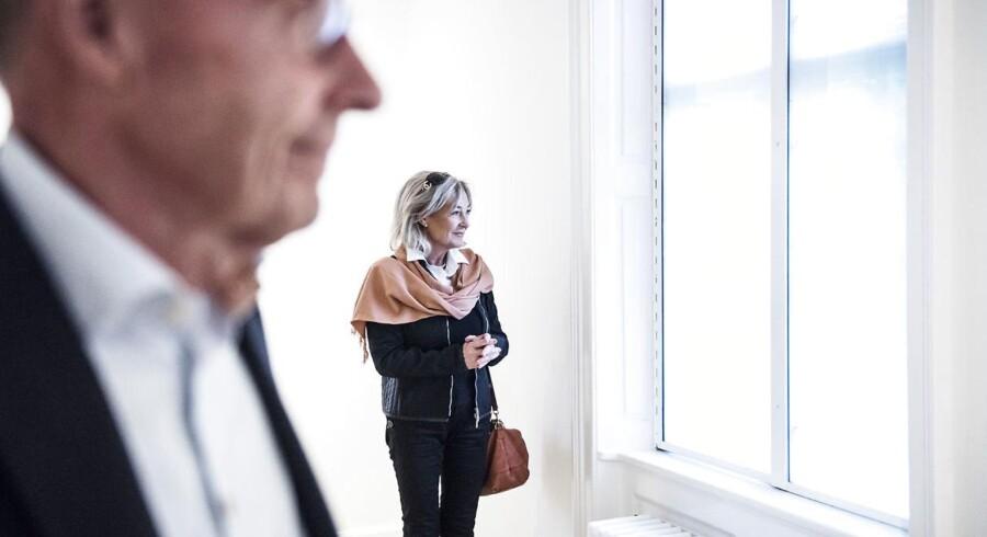 Annette Hovgaard-Ankær, 66 år, kulturforbruger og Berlingske-læser: »Det er svært med definitioner. Borgerlig kultur er noget, hvor du kan relatere det til dine forfædre eller til fortiden. Jeg plejer at sige: Vi har ingen fremtid, hvis vi ikke har noget fortid.«