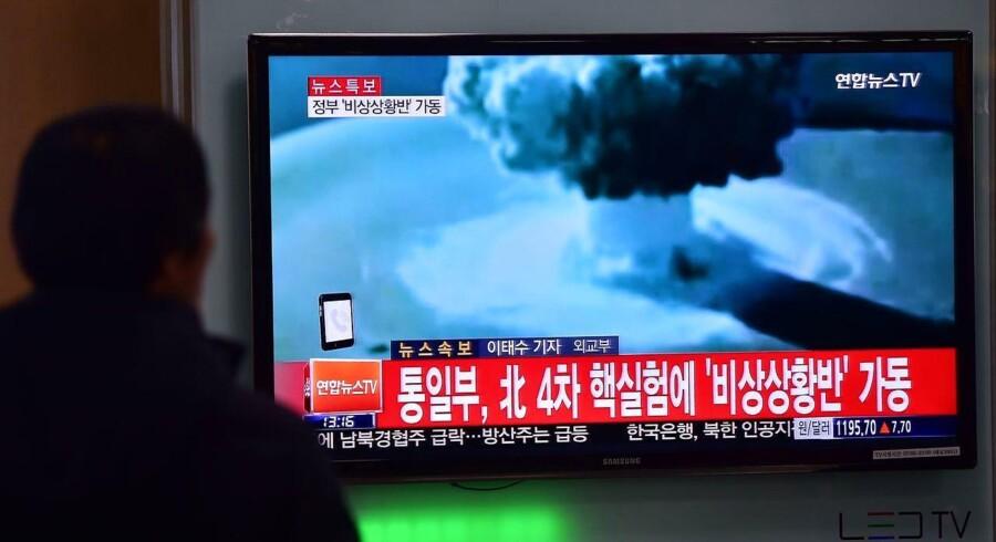 Der er tale om en militær landvinding, hvis den nordkoreanske udmelding om brintbomben holder stik. Spekulationer blandt kerneforskere går dog på, om Nordkorea har formået at lave en konventionel atombombe tilsat brint eller måske noget helt tredje.