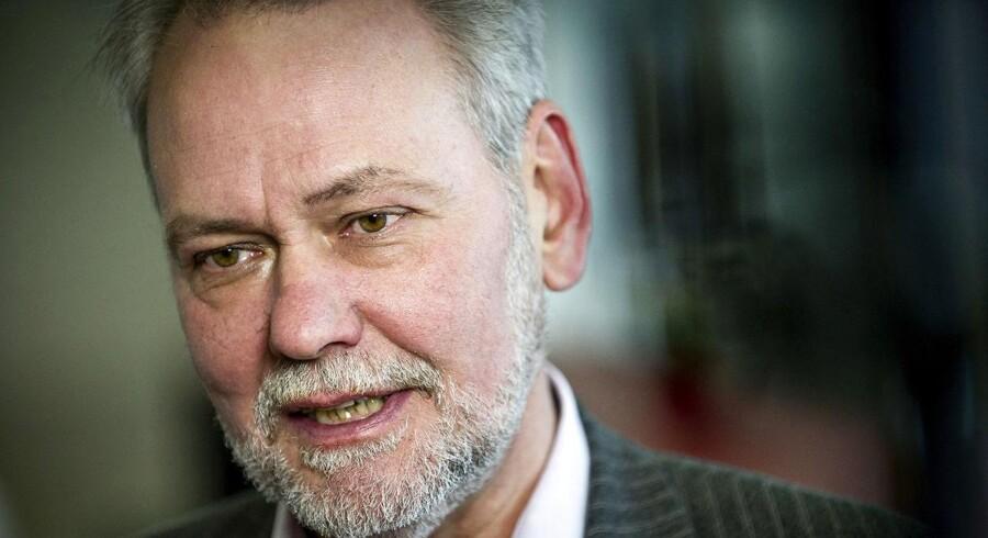 (ARKIV) FOAs formand Dennis Kristensen.