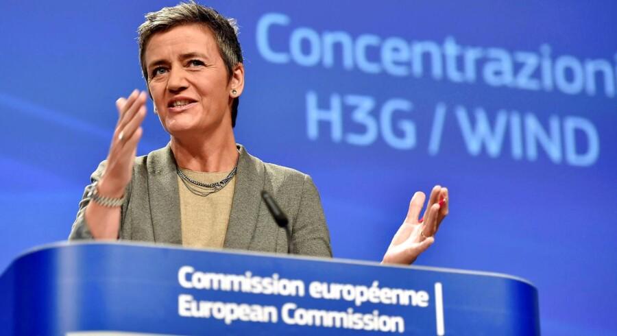 Margrethe Vestager.