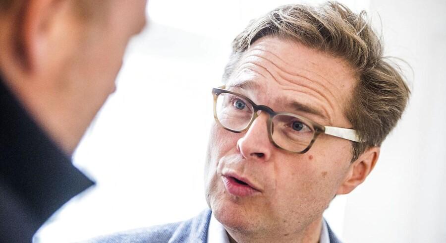 Public service-udvalget holdt et pressemøde i Kulturministeriet mandag den 7. november 2016 kl., hvor rapporten om public-service-mediernes fremtidige rolle blev offentliggjort. Selvstændig rådgiver i sin virksomhed BechMedia, Rune Bech