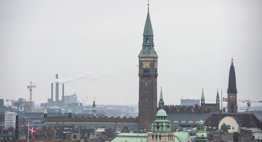 De sigtede i en sag om bestikkelse af offentligt ansatte har blandt andet arbejdet for Københavns Kommune, samt en række andre offentlige myndigheder. (Foto: Erik Refner/Scanpix 2016)