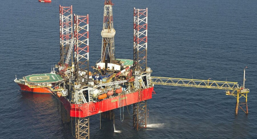 Der er masser af bud på kontrakten som operatør af det store Al Shaheen-oliefelt ud for Qatars kyst, som udløber i løbet af 2017. (Foto: CLAUS FISKER/Scanpix 2015)