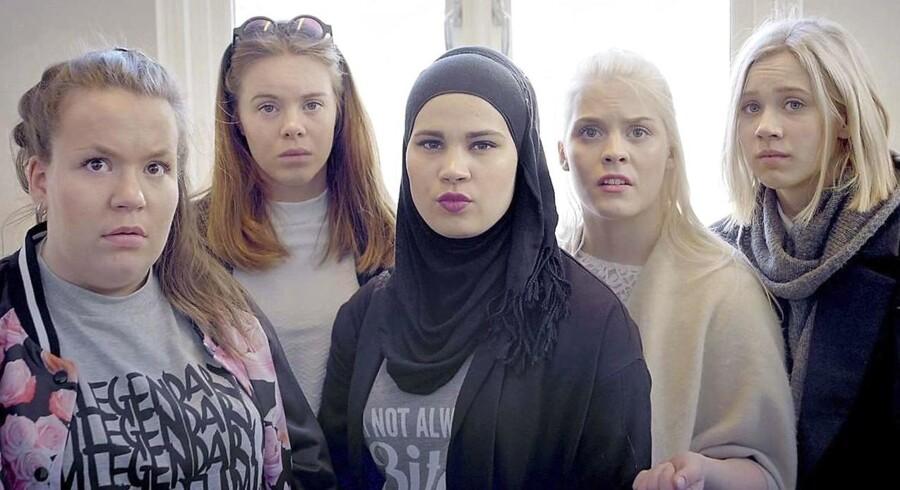Ungdomsserien blev for første gang sendt på NRK sidste år, og har lige haft premiere på deres tredje sæson.