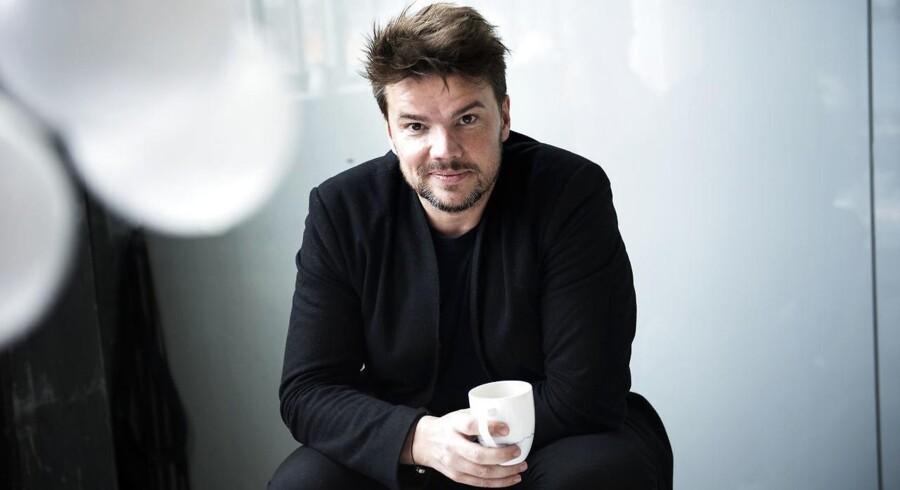 Bjarke Ingels har succes med sine arkitektvirksomheder.
