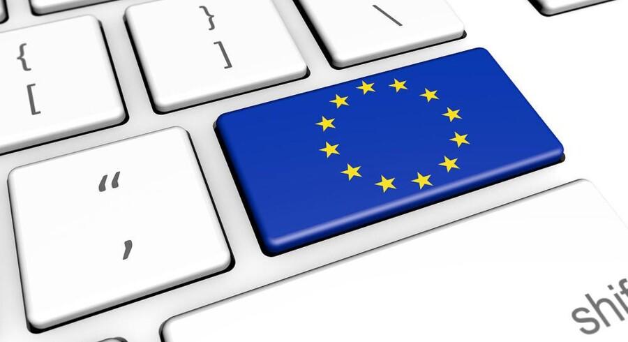 Tryk Europa eller Skift - de 28 EU-lande skal op i omdrejninger og omstille sig hurtigt til den digitale verden, ellers ender vi som et historisk museum, skriver Tænketanken Europa i en ny rapport. Foto: Iris/Scanpix